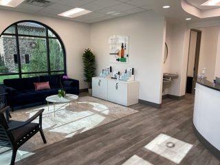 Interior at Colorado Springs Office Spa